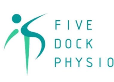 Five Dock Physio Logo